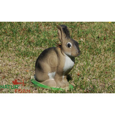 Natur Foam RABBIT - SITTING 1
