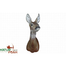 Natur Foam ROEDEER DOE- HEAD
