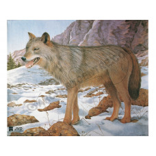 Dier blazoen Wolf