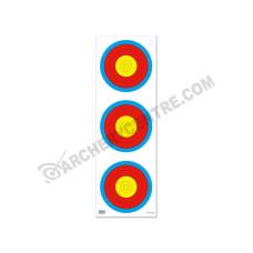 WA Dutch Target 40 cm (250st)