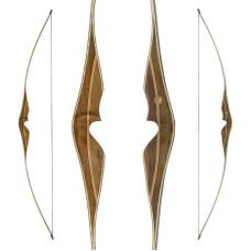 """JACKALOPE - Amber - 68"""" - Longbow"""