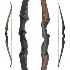 "JACKALOPE - Moonstone - 60"" - Take Down Recurve- of Hybrideboog"