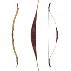 """JACKALOPE - Red Beryl - 54"""" - Horsebow"""