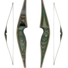 """JACKALOPE - Malachite - 62"""" -  Hybridbow [Limited Edition]"""